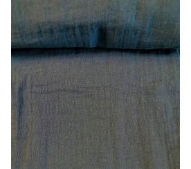 Muślin marszczony - terakota 0,1mb