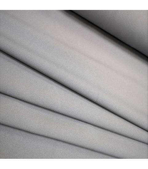 Tkanina poliestrowa - ciemno szary 0,1mb