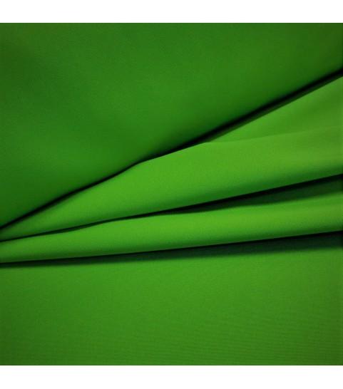 Tkanina poliestrowa - zielony 0,1mb