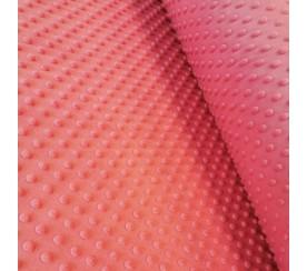 Minky malinowy róż 0,1 mb