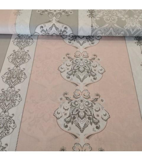 Ornament duży różowo szary 0,1 mb