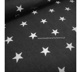 Gwiazdki białe na czarnym tle 0,1 mb