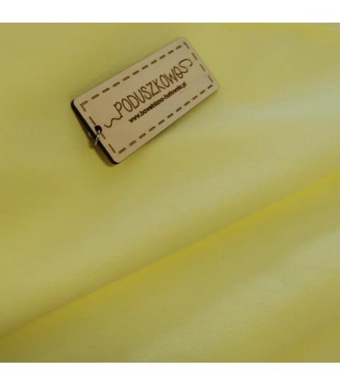 Dzianina pętelkowa gładka 0,1 mb - żółty