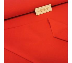 Dzianina pętelkowa gładka 0,1 mb - czerwony