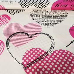 Serca na walentynki różowe 0,1 mb