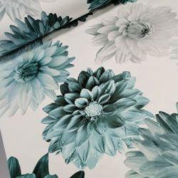 Tkanina poliestrowa welur dekoracyjny 0,1mb - wzór 24