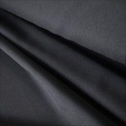 Tkanina poliestrowa - czarny (gramatura 160g) 0,1mb