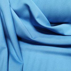 Tkanina poliestrowa - niebieski (gramatura 160g) 0,1mb