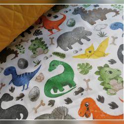 Dinozary z jajem kolorowe 0,1 mb