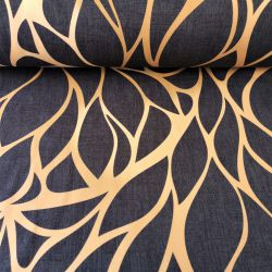 Tkanina poliestrowa welur dekoracyjny 0,1mb - wzór 38