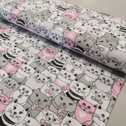 Bawełna - Koty w różowym kinie 0,1 mb